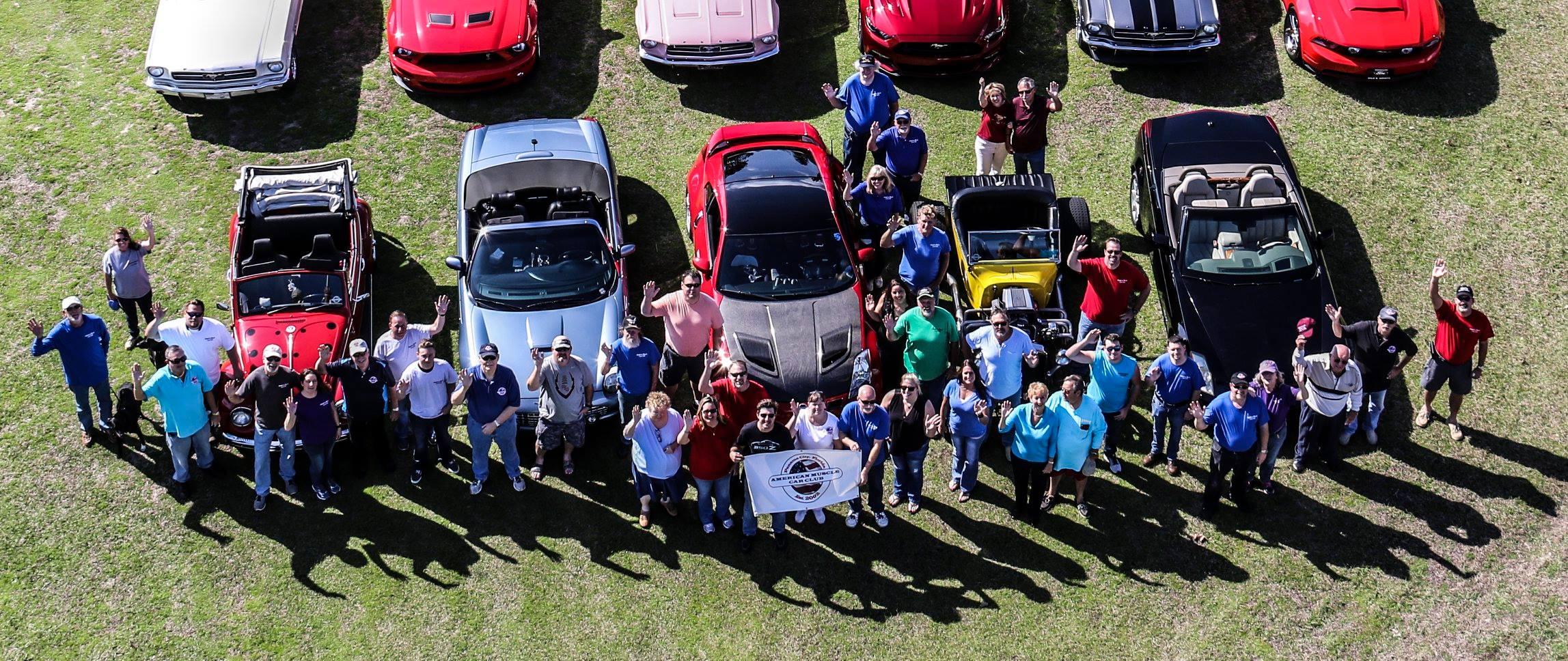 American Muscle Car Club Of Panama City Fl